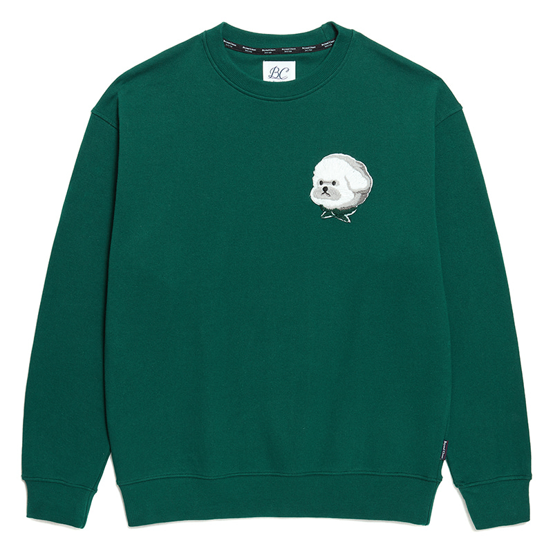 ILP HQ WAPPEN SWEAT-SHIRTS 2020SS GREEN